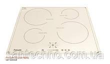 Индукционная встраиваемая поверхность Fabiano FHI 19-44 VTC Cream Glass Lux (B)
