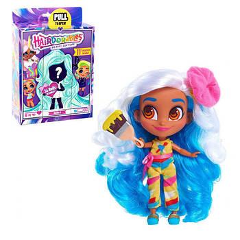 Куколка Сюрприз Hairdorables Dolls с роскошными волосами | кукла Хэрдораблс
