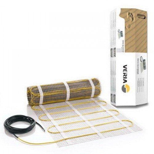 Нагревательный  мат Veria Quickmat / 2 м² / 300 Вт / электрический теплый пол с подогревом  под плитку