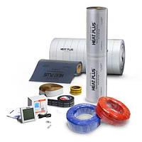 Плёночный теплый пол Heat Plus Premium / 12 м2 / комплект под ламинат
