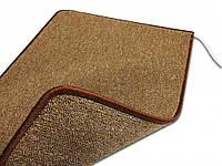 Обогревающий коврик SolraY 53 х 83  см / 88 Вт / Коричневый / Электрический Электроковрик теплый пол для ног