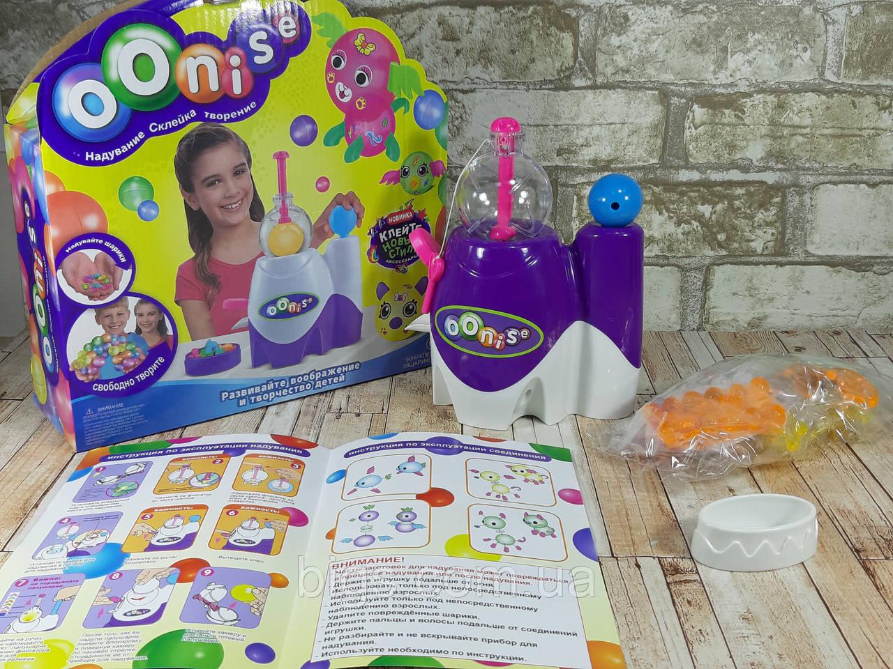 Набор конструктор для создания надувных игрушек Oonise