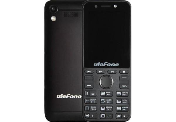 Мобильный телефон Ulefone A1 Black 2SIM MediaTek MT6261M 2000 мАч