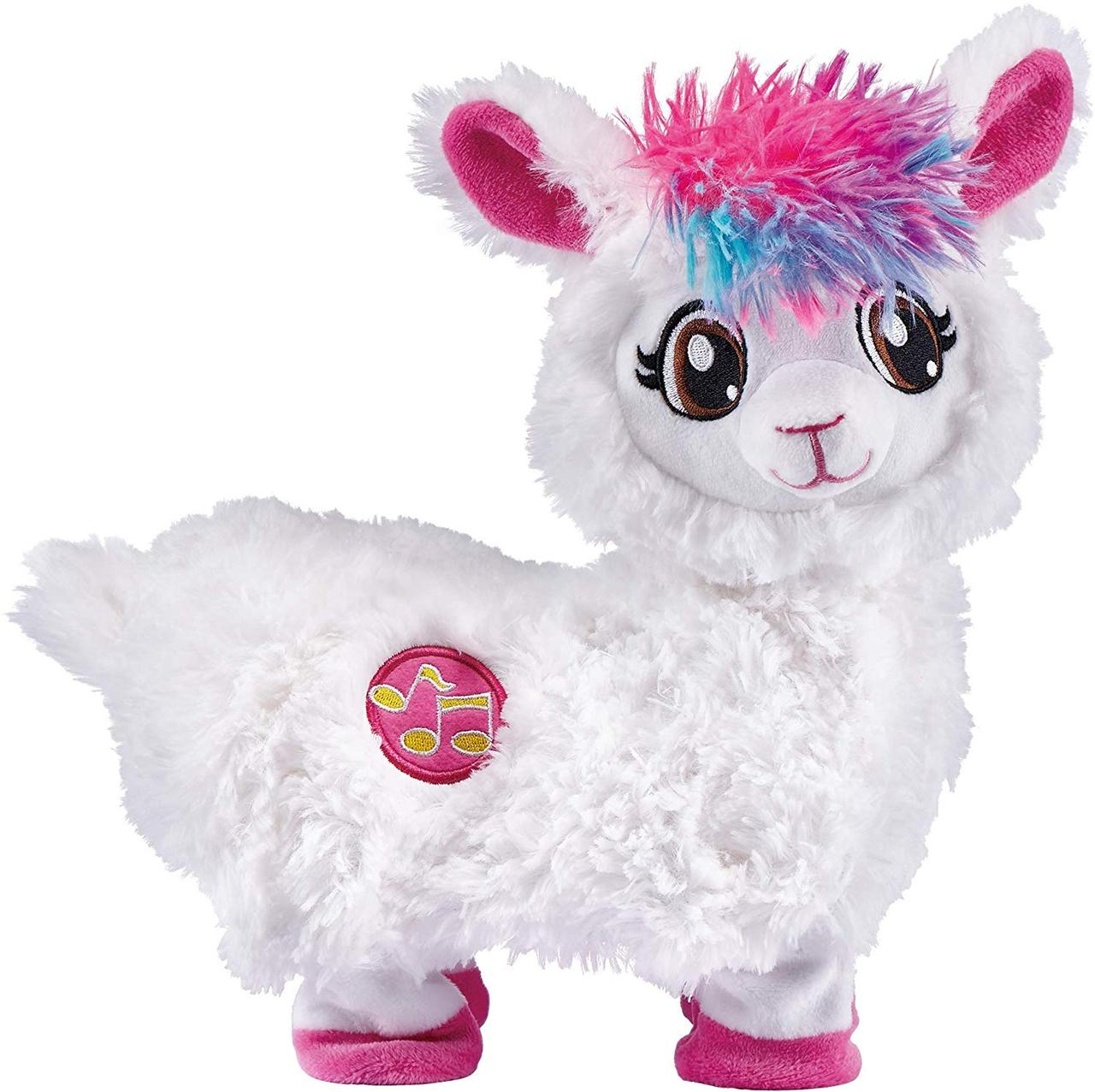 Интерактивная мягкая игрушка Танцующая Лама Pets Alive Boppi The Booty Shakin Llama