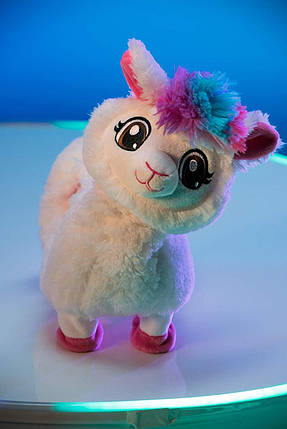 Интерактивная мягкая игрушка Танцующая Лама Pets Alive Boppi The Booty Shakin Llama, фото 2