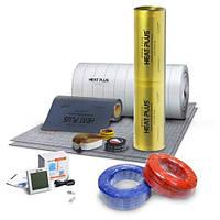 Інфрачервона тепла підлога Heat Plus Premium / 1.6 м2 / комплект під лінолеум