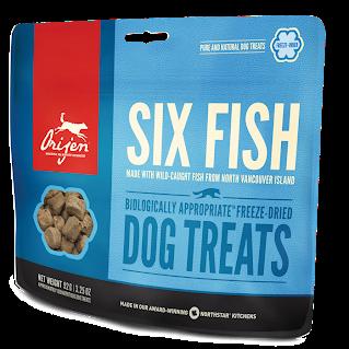 ORIJEN 6 Fish Dog 92 G