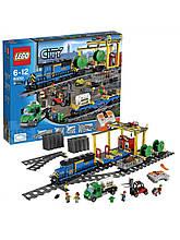Lego City 60052 Вантажний потяг