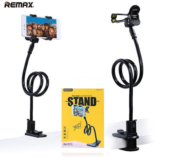 Гибкий штатив Remax RM- C21 с держателем для телефона