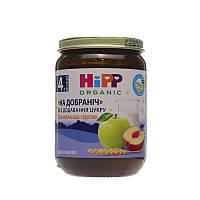 """Молочная каша с фруктами """"Спокойной ночи"""" 190г. Hipp Германия 5511"""