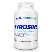 All Nutrition Tyrosine mental power 120 caps