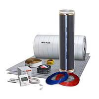 Плёночный теплый пол Heat Plus Standart / 9.6 м2 / комплект под линолеум
