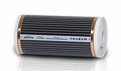 Теплый пол пленка Heat Plus SPN-305 Инфракрасный пол 110 Вт шириной 50 см / греющая пленка ик / под ламинат