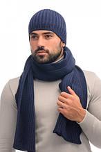 Комплекти чоловічі шапка і шарф