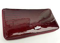 Женский кожаный кошелек Balisa В142-570-2 бордо Лаковые кошельки Balisa оптом, фото 1