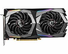 Видеокарта GF RTX 2060 6GB GDDR6 Gaming MSI (GeForce RTX 2060 GAMING 6G), фото 3