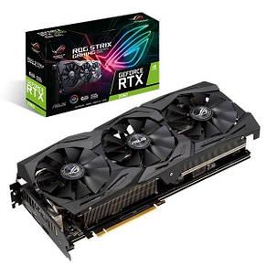 Видеокарта GF RTX 2060 6GB GDDR6 ROG Strix Gaming Asus (ROG-STRIX-RTX2060-6G-GAMING), фото 2