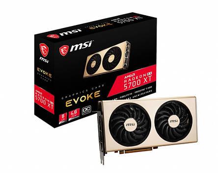 Видеокарта AMD Radeon RX 5700 XT 8GB GDDR6 Evoke OC MSI (Radeon RX 5700 XT EVOKE OC), фото 2