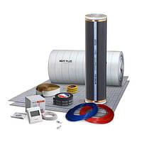 Плёночный теплый пол Heat Plus Standart / 0.8 м2 / комплект под линолеум