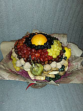 Букет із сухофруктів для жінки подарунковий Здоров'я