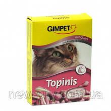 Gimpet Topinis Витаминные мышки с сыром 220гр