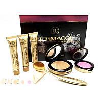 Набор тональных кремов 6 в 1 Make-up Cover для проблемной кожи