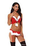 Сексуальний костюм снігуроньки, фото 3
