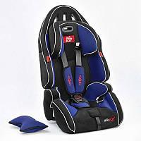 Автокресло универсальное G 2010 2 Цвет чёрно-синий 9-36 кг, с бустером, Joy - 178842