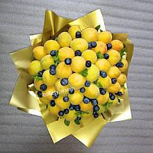 Фруктовий букет для жінки подарунковий Абрикоска