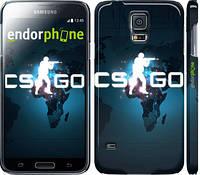 "Чехол на Samsung Galaxy S5 Duos SM G900FD Counter-Strike: Global Offensive ""2756c-62"""