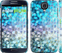 "Чехол на Samsung Galaxy S4 i9500 Переливающаяся чешуя ""227c-13"""