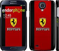 "Чехол на Samsung Galaxy S4 i9500 Ferrari ""1202c-13"""