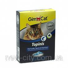 Gimpet Topinis витаминные мышки с форелью (190 таб)