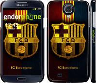 "Чехол на Samsung Galaxy S4 i9500 Барселона 1 ""326c-13"""