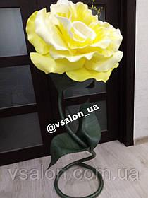 Большая роза светильник из изолона