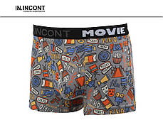 Трусы подростковые стрейчевые шорты  на мальчика Марка «IN.INCONT»  Арт.9601, фото 3