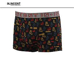 Підліткові стрейчеві шорти на хлопчика Марка «IN.INCONT» Арт.9604