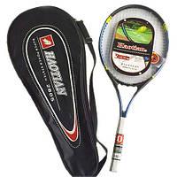 Ракетка для большого тенниса Haotian PRO для начинающих и продвинутых игроков