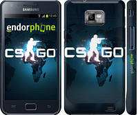 "Чехол на Samsung Galaxy S2 Plus i9105 Counter-Strike: Global Offensive ""2756c-71"""