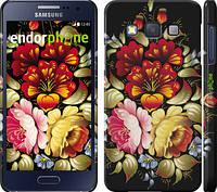 """Чехол на Samsung Galaxy A3 A300H Хохлома 6 """"829c-72"""""""