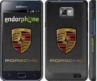 "Чехол на Samsung Galaxy S2 Plus i9105 Porsche 1 ""977c-71"""