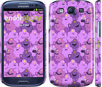 "Чехол на Samsung Galaxy S3 Duos I9300i Принцесса Пупырка. Adventure Time. Lumpy Space Princess v3 ""1228c-50"""
