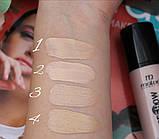 Тональная основа Malva Cosmetics Face Show Foundation М 4503, фото 2