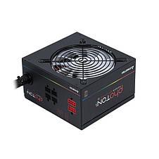 Блок питания Chieftec CTG-750C-RGB, ATX 2.3, APFC, 12cm fan RGB, КПД >85%, RTL, фото 2