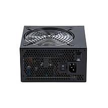 Блок питания Chieftec CTG-750C-RGB, ATX 2.3, APFC, 12cm fan RGB, КПД >85%, RTL, фото 3