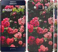 """Чехол на Samsung Galaxy A5 A500H Куст с розами """"2729c-73"""""""