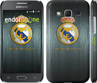 "Чехол на Samsung Galaxy Core Prime G360H Real Madrid 3 ""995c-76"""
