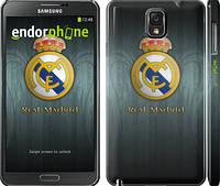 "Чехол на Samsung Galaxy Note 3 N9000 Real Madrid 3 ""995c-29"""