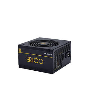 Блок питания Chieftec BBS-700S Core, ATX 2.3, APFC, 12cm fan, Gold, RTL, фото 2