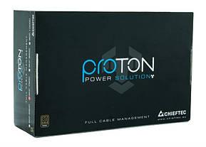 Блок питания Chieftec BDF-850C Proton, ATX 2.3, APFC, 14cm fan, Bronze, modular, RTL, фото 2